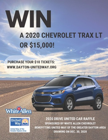 United Way Car Raffle 2020