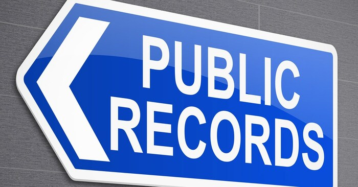 Public Records Graphic