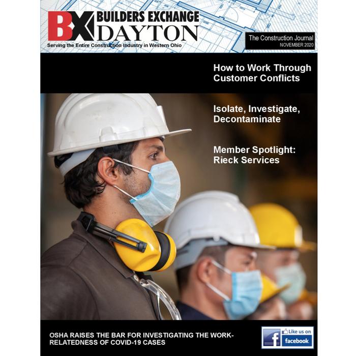 DBX Journal: November 2020 Issue